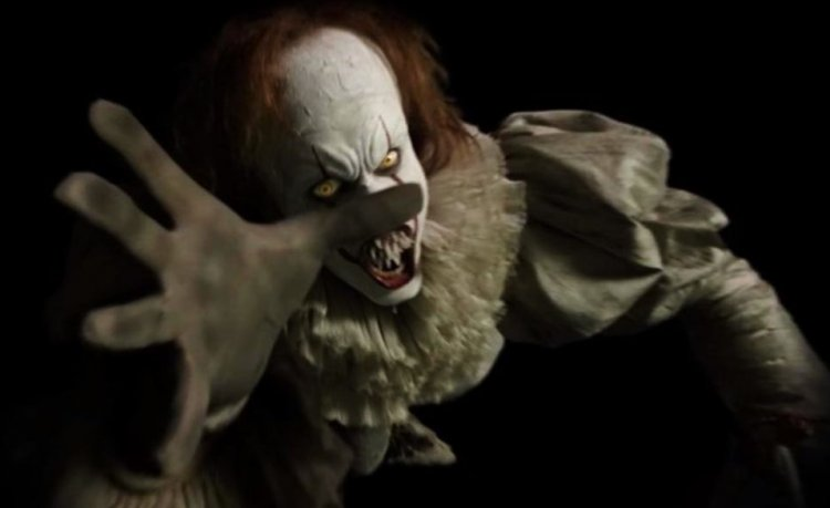 小丑潘尼懷斯。