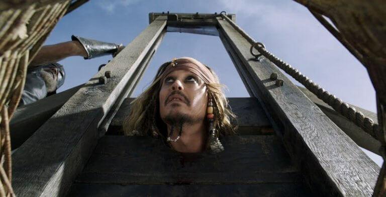 根據富比士報導,少了強尼戴普演出的重啟版《神鬼奇航》將可節省 9 千萬美金的預算。