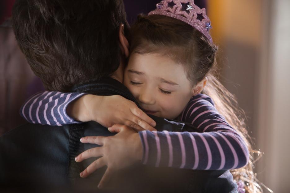 2015 年妹威超級英雄電影《蟻人》中的父女情深令人感動。