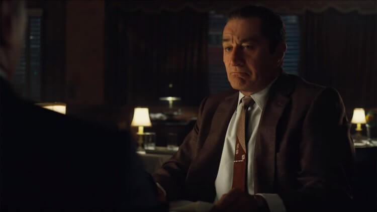 《愛爾蘭人》勞勃狄尼洛 (Robert De Niro)