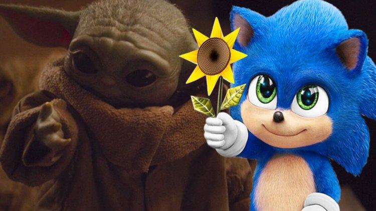 尤達寶寶的勁敵來了!日本推出《音速小子》獨家預告,讓人融化的「音速寶寶」(Baby Sonic) 登場首圖