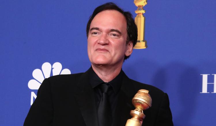 昆汀塔倫提諾《從前,有個好萊塢》奪下金球獎喜劇類最佳影片、最佳原創劇本等獎項。
