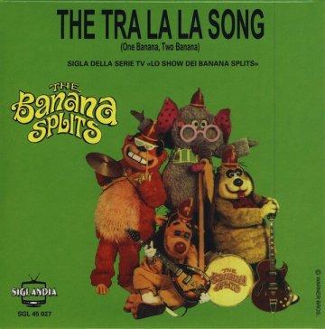 《特攻聯盟》裡使用的〈The Tra La La Song〉是來自 1968 年的兒童節目《香蕉船樂團》的主題曲。