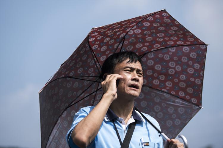 電影《陽光普照》中,演員陳以文獲得 2019 年金馬獎「最佳男主角」的殊榮。