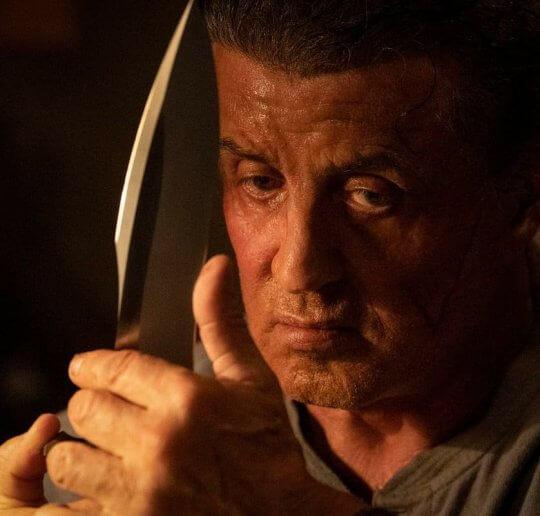 席維斯史特龍從影經典代表作《第一滴血》系列最終篇《藍波:最後一滴血》即將在台上映。