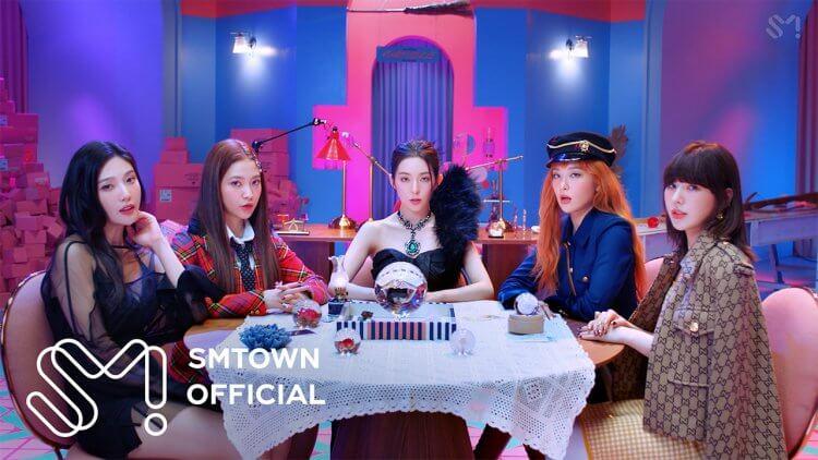 Red Velvet 挺過空白期,攜迷你六輯《Queendom》完全體回歸,新曲引發網友熱議!首圖