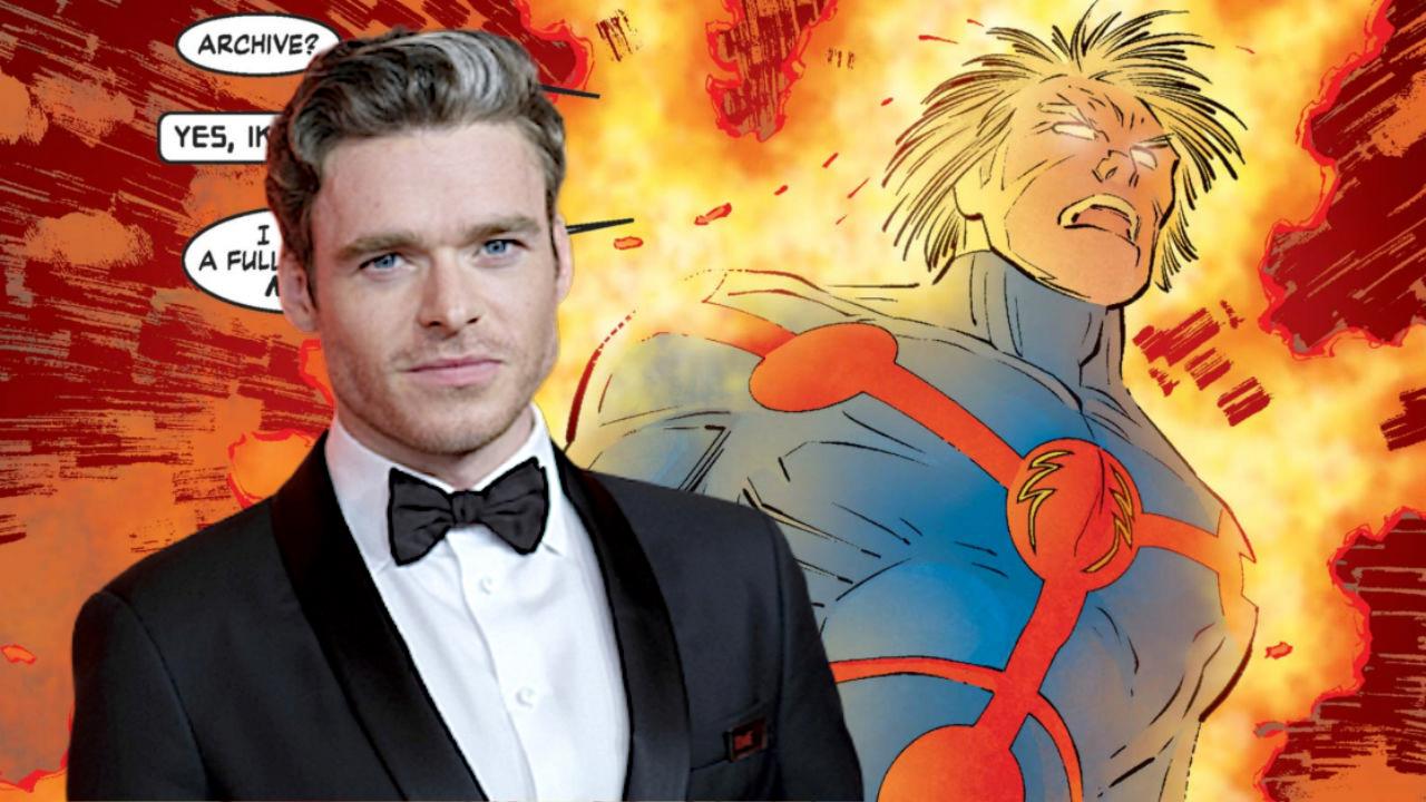 跨越冰與火的超級英雄!《權力遊戲》理察麥登將加盟漫威電影宇宙,演出《永恆族》伊格瑞斯首圖