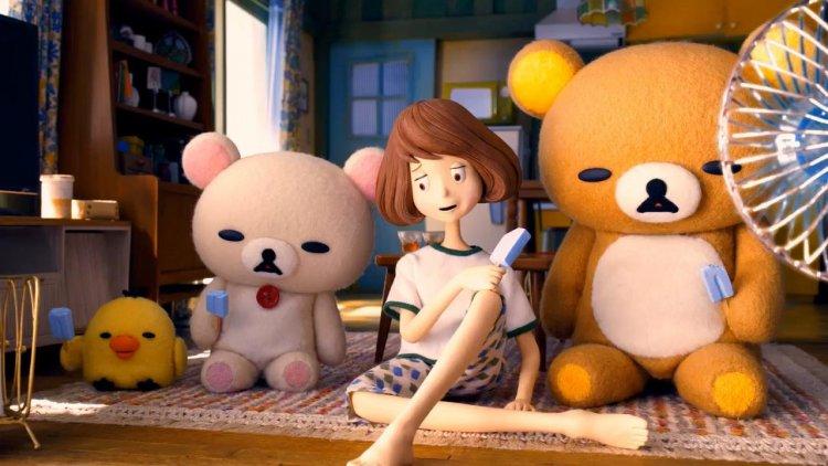 Netflix 平台提供線上看的定格動畫《拉拉熊與小薰》是充滿療癒的輕鬆影集。