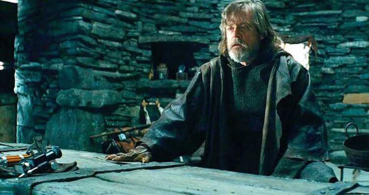 馬克漢米爾在星戰中飾演天行者路克。