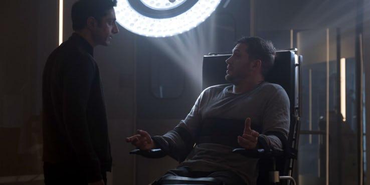 湯姆哈迪 受訪時表示《 猛毒 》許多未剪進正片的片段都十分可惜。