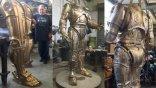 底特律等得好苦阿!籌備近九年、市民千盼萬盼的「機器戰警雕像」即將製作完成