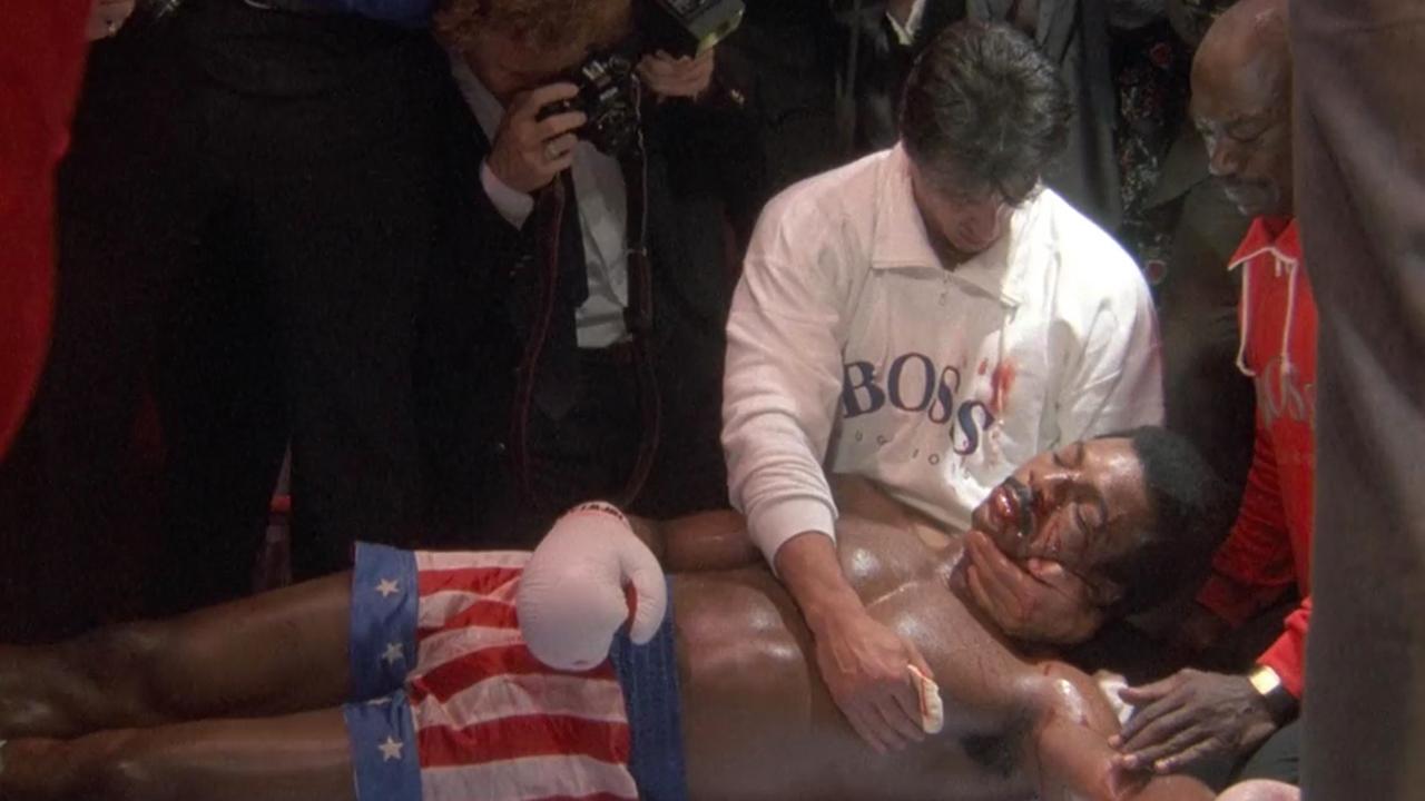 席維斯史特龍後悔在《洛基 4》賜死「金牌拳手」之父- 阿波羅克里德首圖