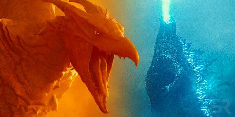 《哥吉拉 II:怪獸之王》(Godzilla: King of Monsters) 劇照。