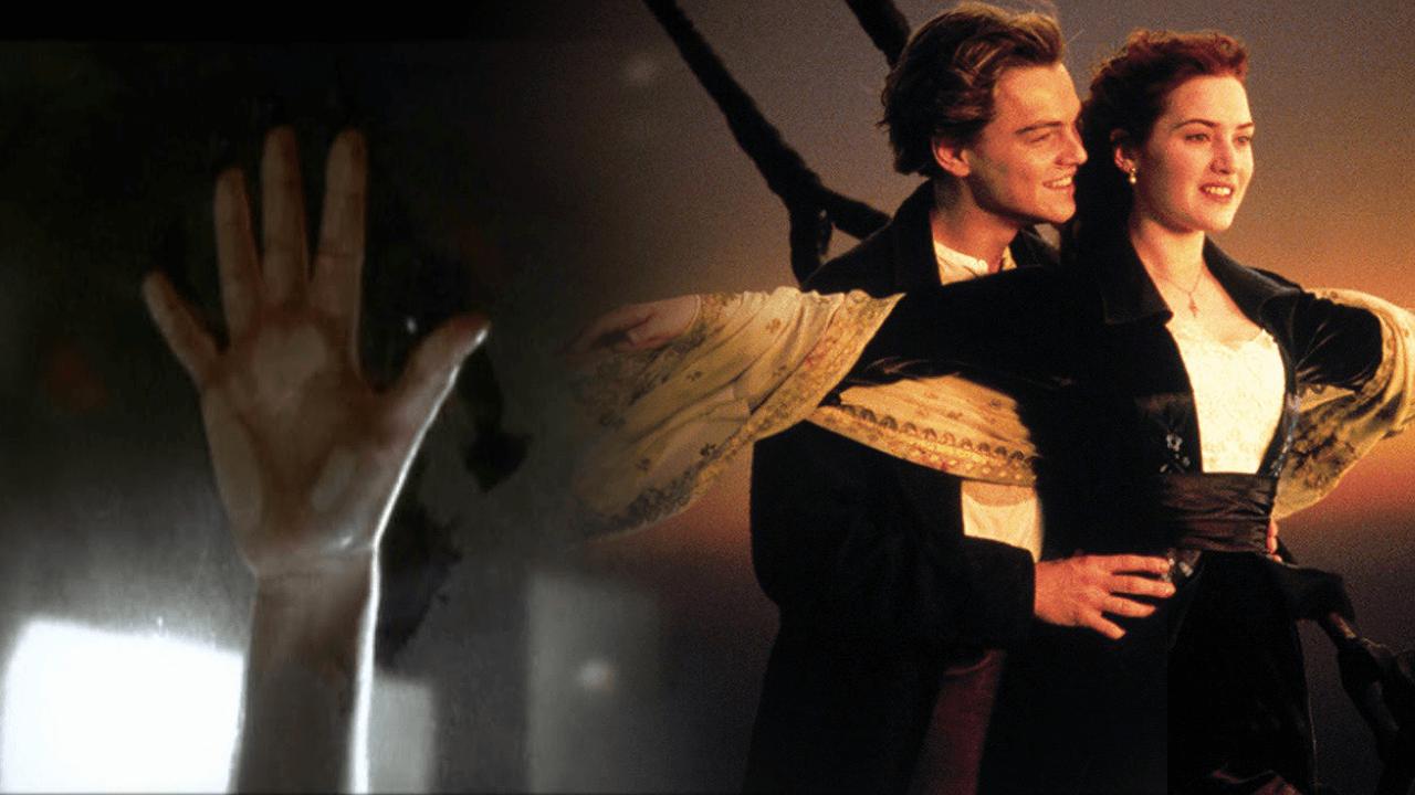 物換星移 20 年《鐵達尼號》激情片段的那個「蘿絲手印」竟完整如昔?首圖