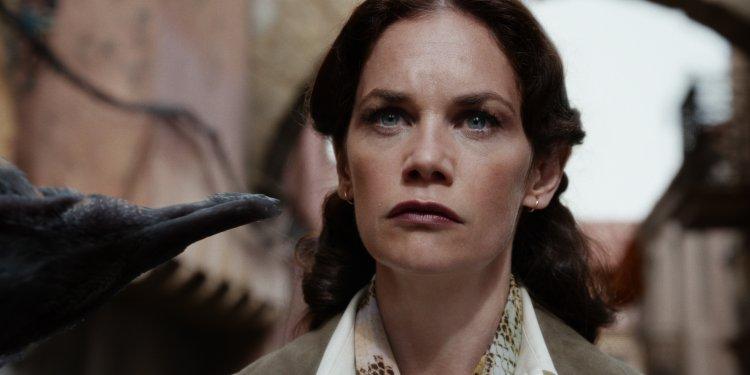 HBO《黑暗元素》第二季劇照。