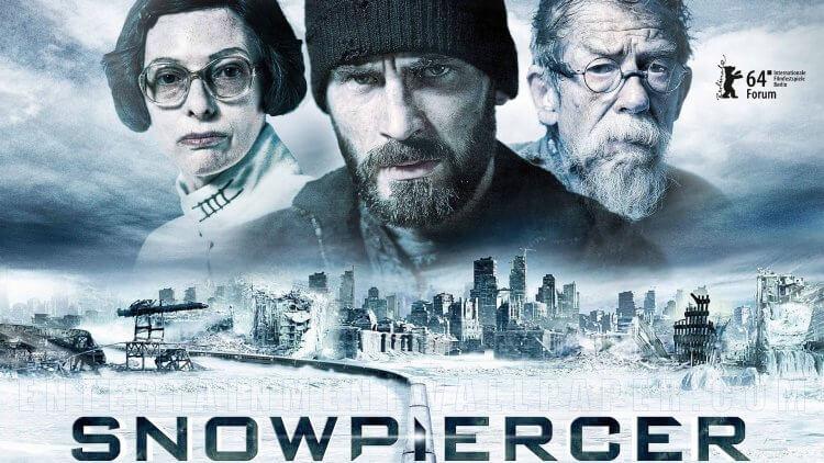 《末日列車》(Snowpiercer)