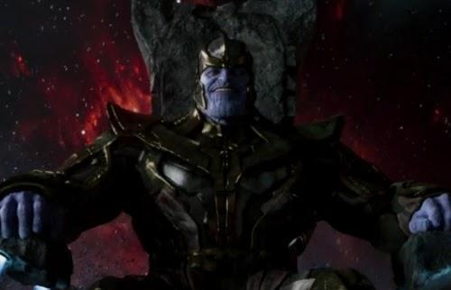 瘋狂泰坦 薩諾斯 在 復仇者聯盟 3 中搶奪 無限寶石