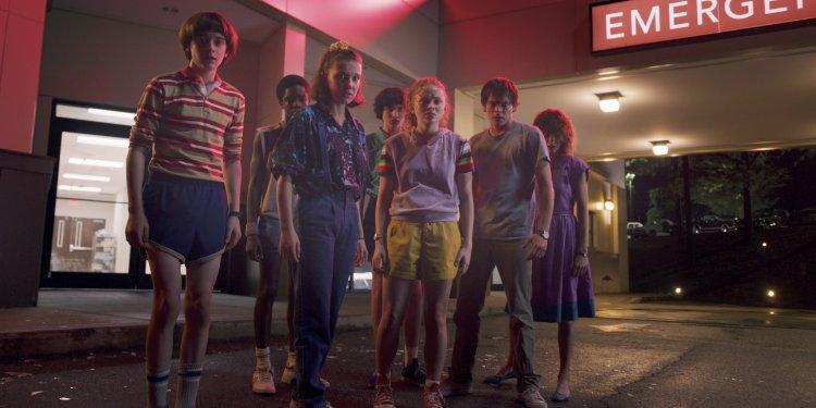影集《怪奇物語》第 3 季劇照,即將於 Netflix 網飛串流影音平台上架播出。