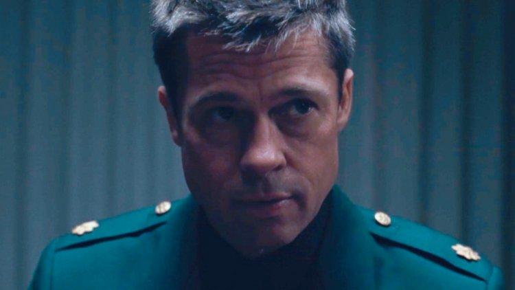 NEW! 布萊德彼特監製主演的科幻新片《星際救援》(Ad Astra)首支前導預告公開首圖