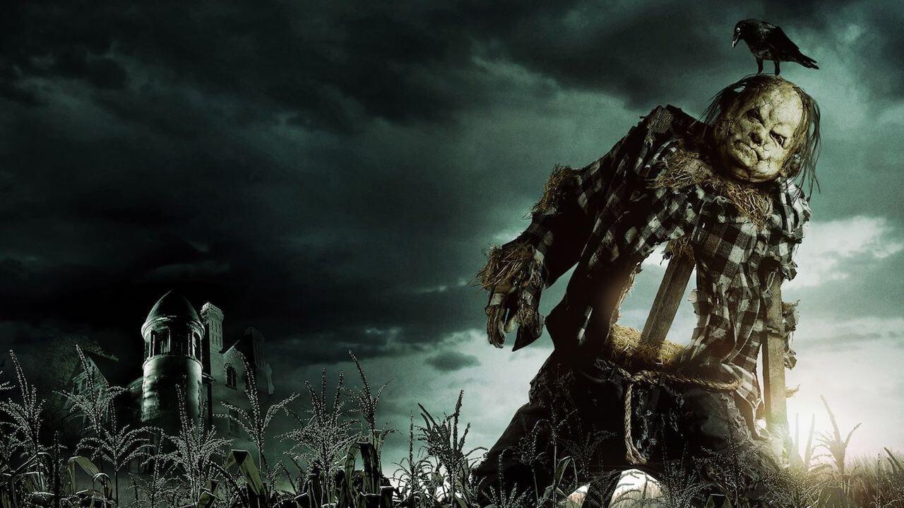 《在黑暗中說的鬼故事》 (Scary Stories to Tell in the Dark) 劇照。