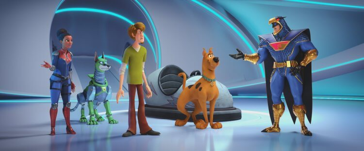 HBO 5 月電影推薦:《狗狗史酷比》電影劇照。