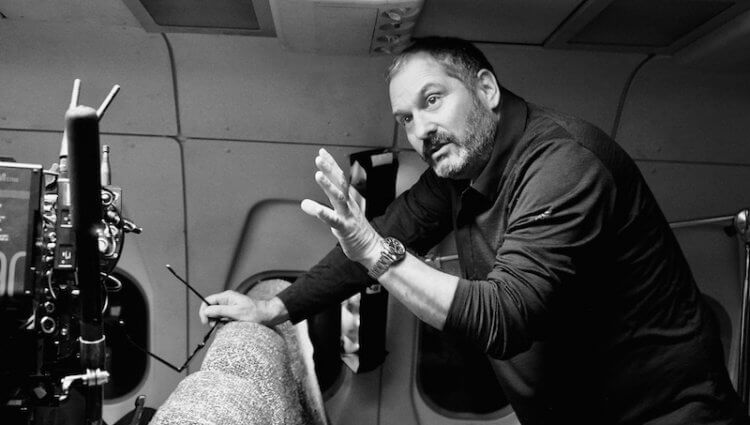 《后翼棄兵》導演史考特法蘭克。