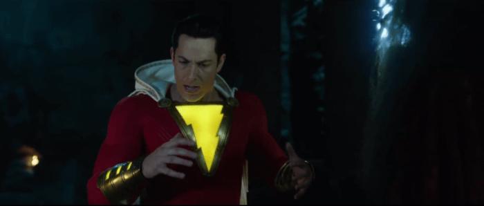 DC 的超級英雄電影《沙贊!》也將在 2019 年上映。