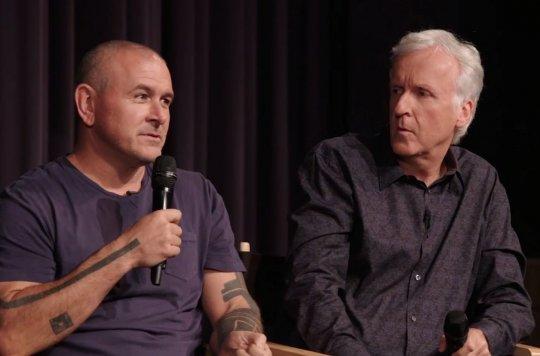 提姆米勒與詹姆斯卡麥隆對電影看法不同