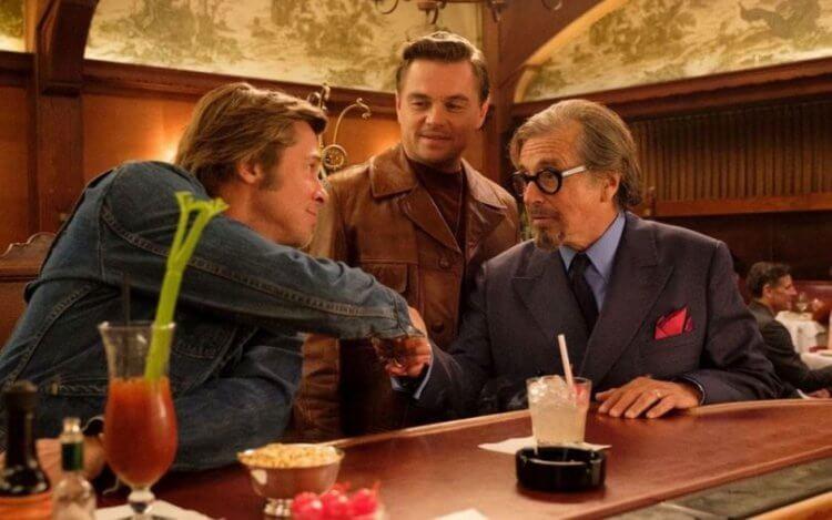 昆汀導演獻給好萊塢的真情之作:李奧納多、布萊德彼得主演新片《從前,有個好萊塢》臺灣7月24日搶先全球上映首圖