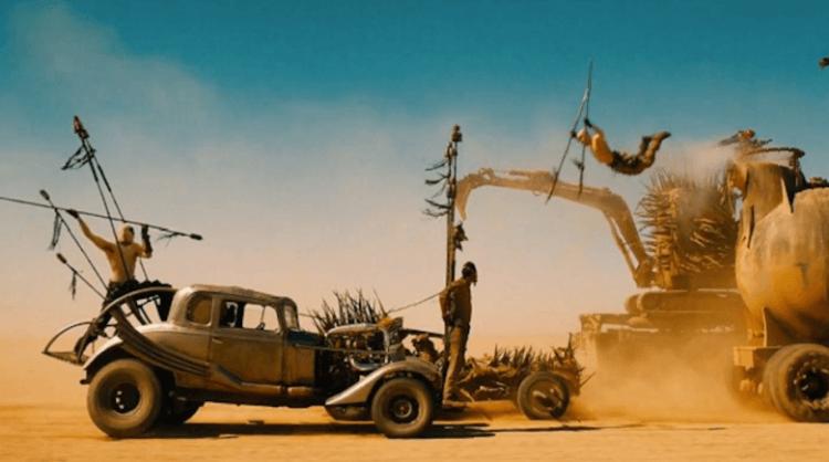《瘋狂麥斯:憤怒道》(Mad Max: Fury Road) 劇照