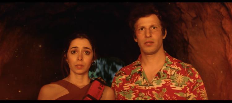 《棕櫚泉不思議》克莉絲汀米利歐提、安迪山伯格。