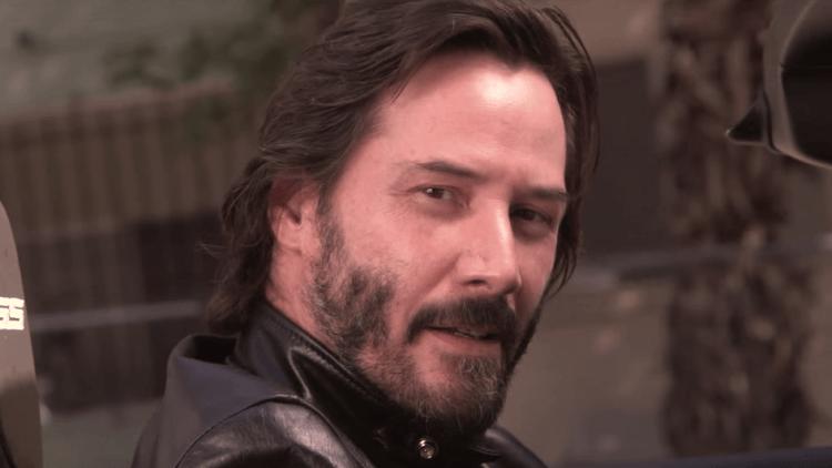《玩命關頭:特別行動》導演大衛雷奇的好基友 (?) 基努李維,會不會也在未來加入《玩命關頭》系列呢?