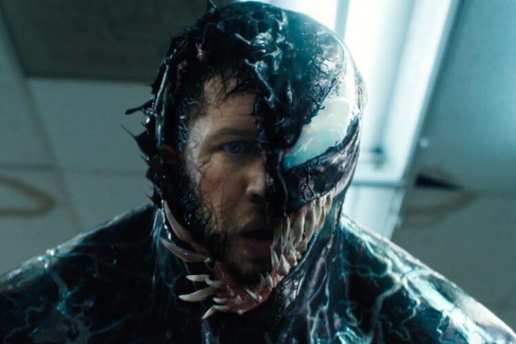 《猛毒》(Venom) 湯姆哈迪 (Tom Hardy)
