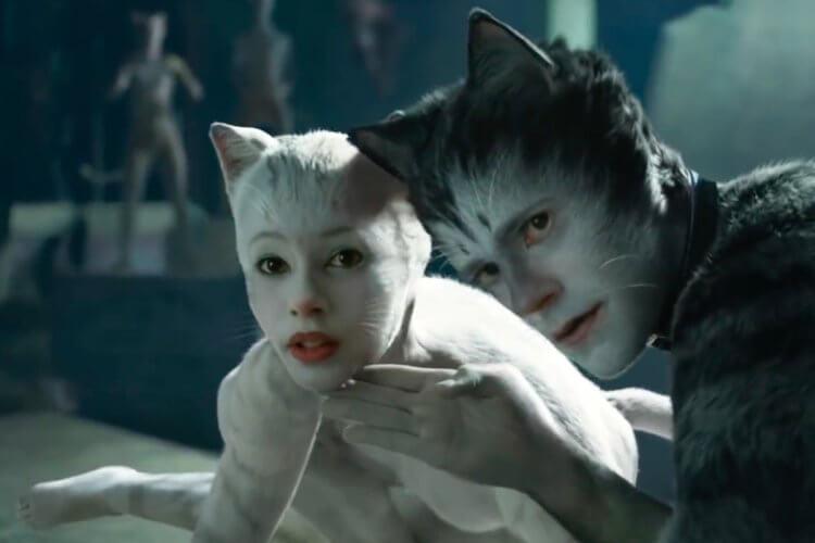 金獎導演湯姆霍伯執導的《貓》不僅票房口碑雙雙低迷,還橫掃金酸莓各項大獎。