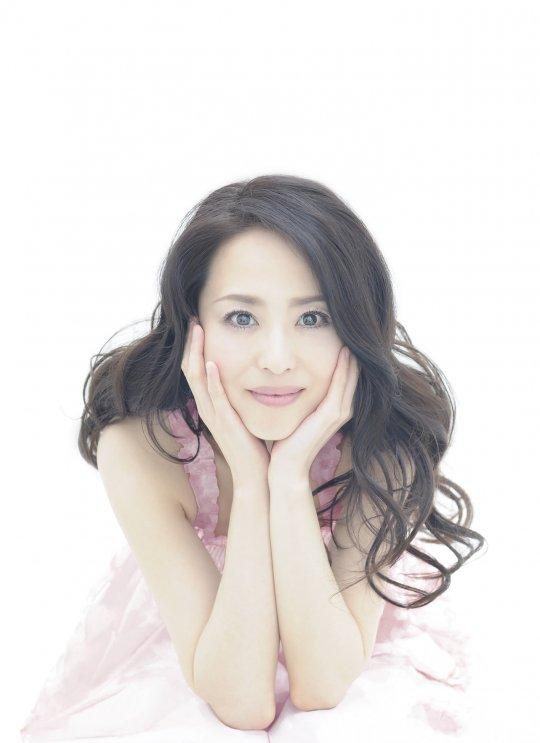 日本知名影星松田聖子。