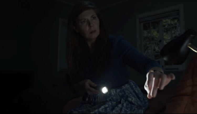 《沙贊!》導演 大衛 F 桑德柏格 (David F. Sandberg) 與妻子洛塔羅森 (Lotta Losten) 在防疫居家期間拍攝恐怖短片《Shadowed》。