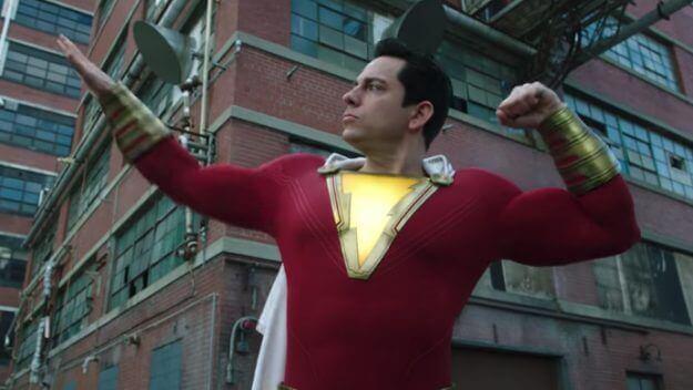 《沙贊》(Shazam!) DC歡樂向超級英雄電影新作  首波無雷影評解禁 ──首圖