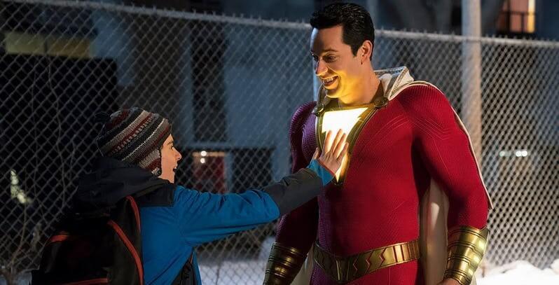 DC 超級英雄電影《沙贊!》補拍工作進行中。