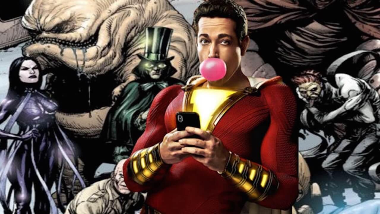 《沙贊!》電影中的反派不只希瓦納!認識DC 超級邪惡力量「七宗罪」首圖