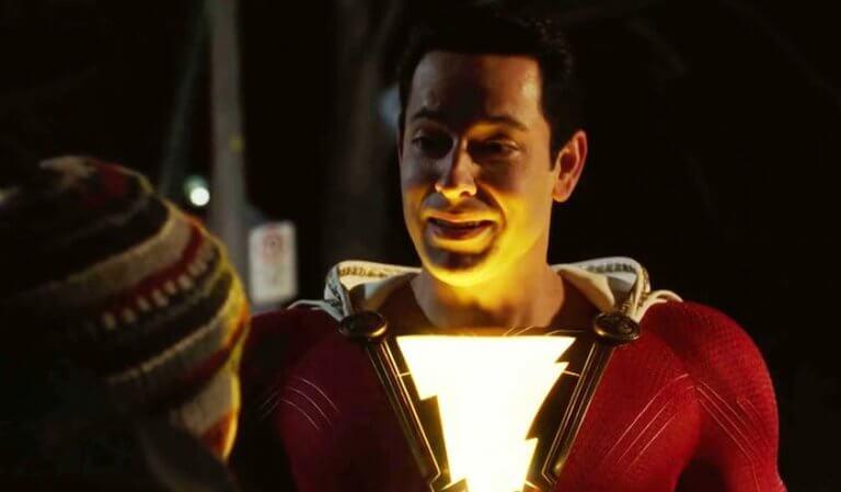 拯救世界的是外表看似大人,內心卻仍是小孩的超級英雄:沙贊!