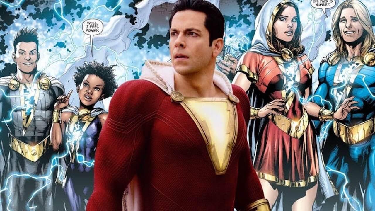 《沙贊!》DC 最親民的中二英雄與漫畫「沙贊家族」詳細分析(有雷注意!)首圖