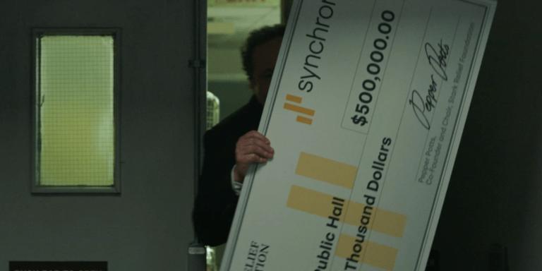 《蜘蛛人:離家日》預告分析:有小辣椒簽名的支票。