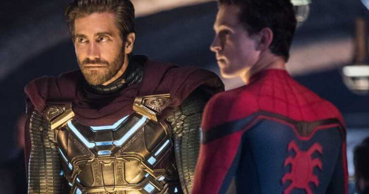漫威超級英雄電影《蜘蛛人:離家日》中,湯姆霍蘭德飾演的蜘蛛人將與傑克葛倫霍飾演的神祕法師對抗元素眾。