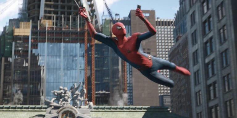 《蜘蛛人:離家日》預告分析:復仇者大樓正在整修重建中。