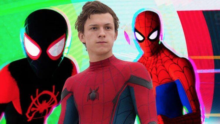 蜘蛛人不嫌多!小蜘蛛「湯姆霍蘭德」原本要和前輩們一起客串《蜘蛛人:新宇宙》?首圖