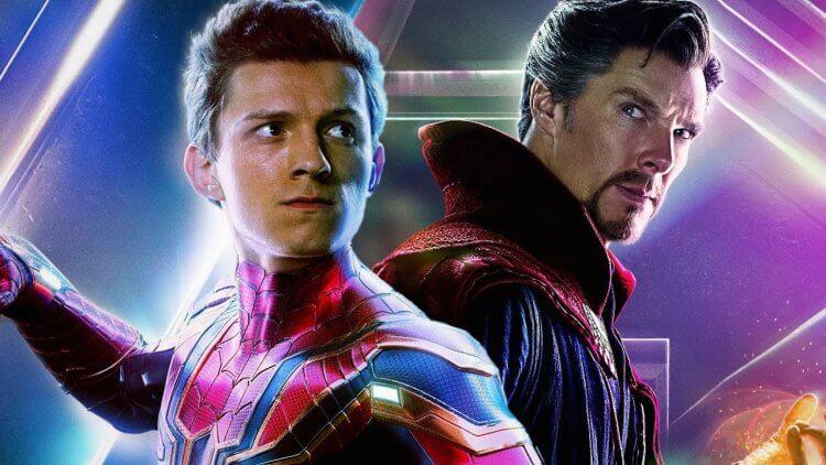 《蜘蛛人:離家日》揭露「多元宇宙」小蜘蛛湯姆霍蘭德:希望很快能與奇異博士聯手出擊首圖
