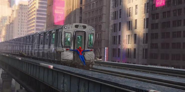 《 蜘蛛人:新宇宙 》新預告「致敬」 山姆雷米 《蜘蛛人》三部曲劇情。
