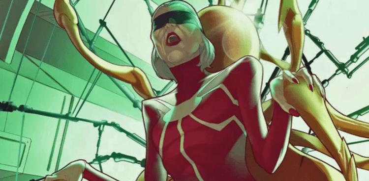 漫威漫畫中的蜘蛛夫人即將改編成真人電影。