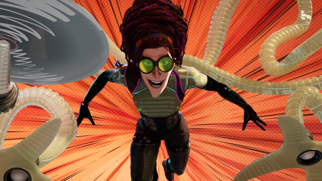 《蜘蛛人:新宇宙》續集啟動中!「八爪博士」將成為系列電影最強大反派首圖