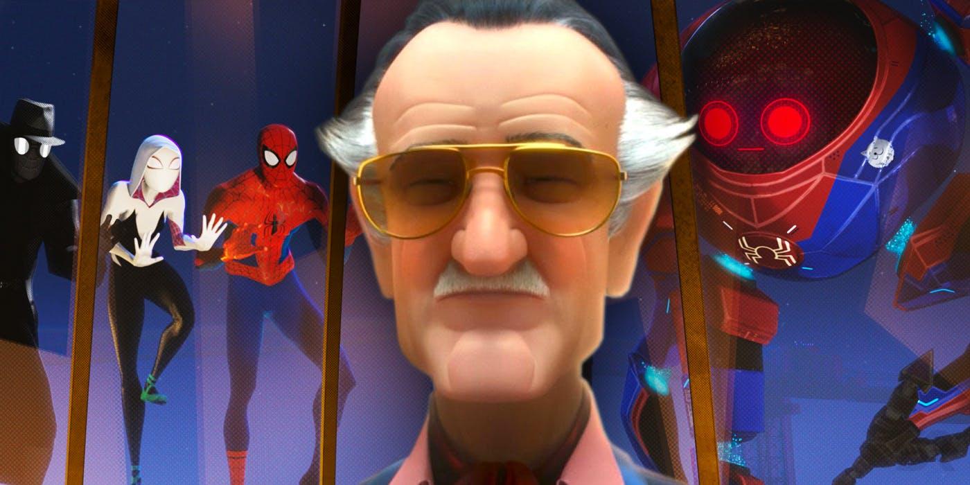史丹李 (Stan Lee) 客串《蜘蛛人:新宇宙》(Spider-Man: Into the Spider-Verse) 的彩蛋不只一處,可以細心找找。